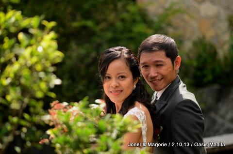 Jonel & Marjorie