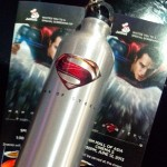 Man of Steel Bottle