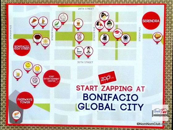 Zap Crawl Bonifacio Global City