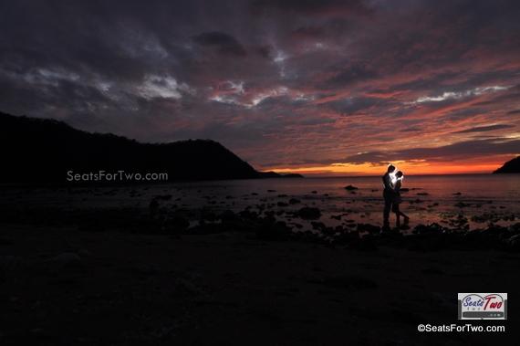 Sunset @ Pico De Loro Beach Resort