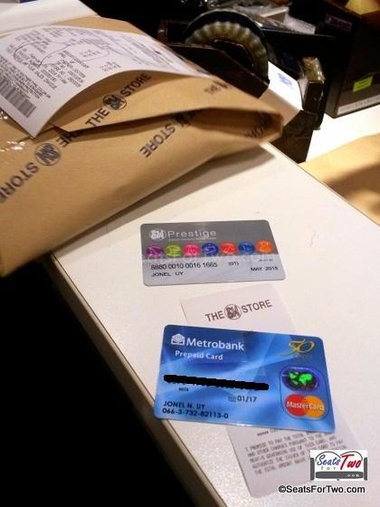 Metrobank Mastercard Prepaid Card