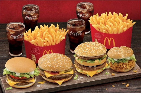 Mcdo BFF Burger Bundle