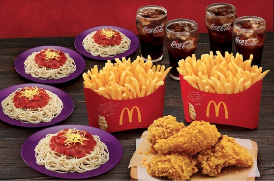 Mcdonald's BFF Chicken Bundle