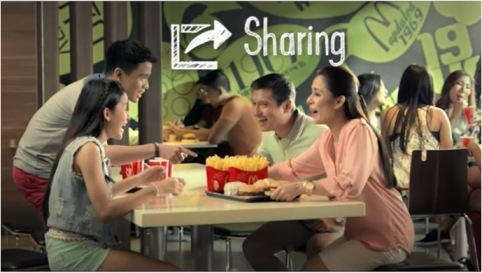 "Mcdonald's ""Better Together"""