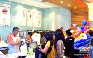 Pinkberry Launch Party