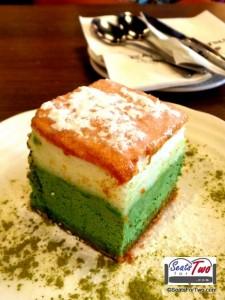 Tonkatsu by Terazawa's Frozen Green Tea