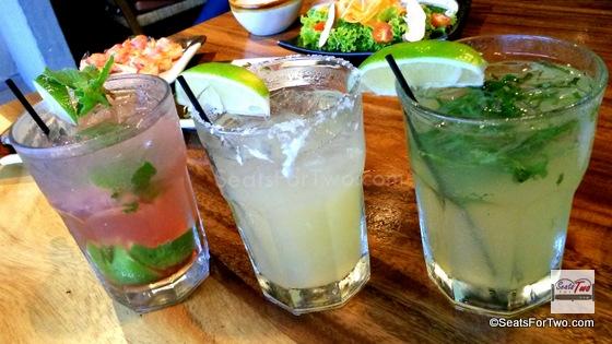 Nanbantei Cocktails