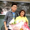 Eugene Domingo & Director Jun Lana