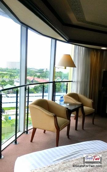 View of Roxas Boulevard Skyline