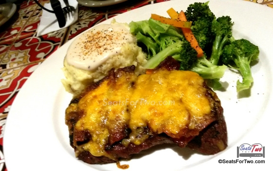 Chili's Bacon Cheddar Steak