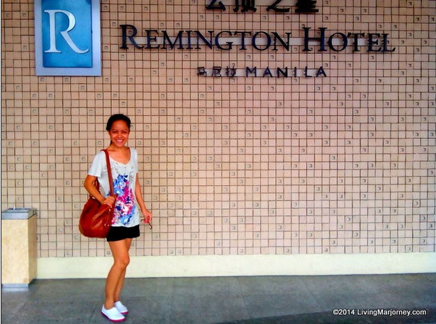 Remington Hotel Staycation