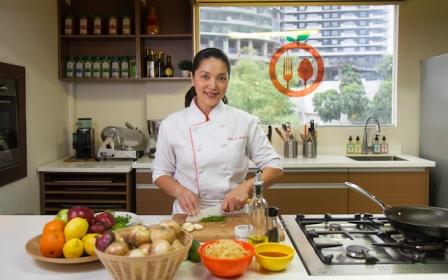 Chef Aileen Anastacio of Marmalade Kitchen