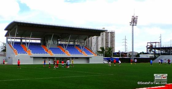Emperador Stadium @ McKinley Hill Township