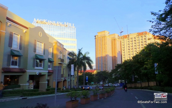McKinley Hill The Fort
