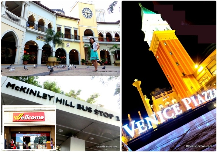 McKinley Hill Shopping