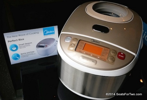 Midea Rice Cooker