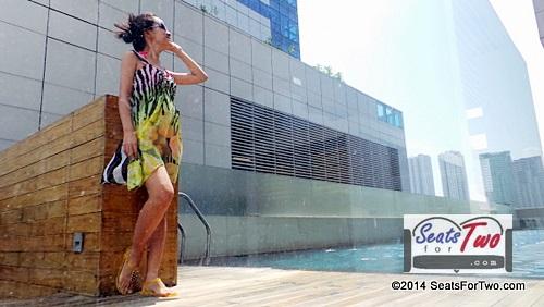 F1 Hotel Swimming pool