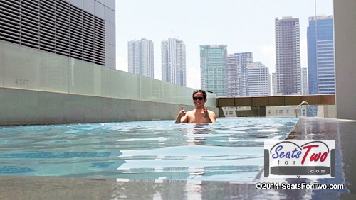 3rd Swimming Pool for adults