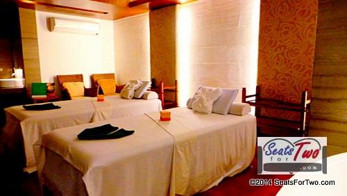 F1 Hotel Manila Spa