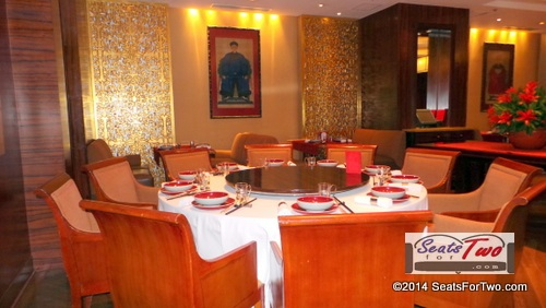 Lili's Chinese Restaurant at Hyatt Regency Hotel (21)