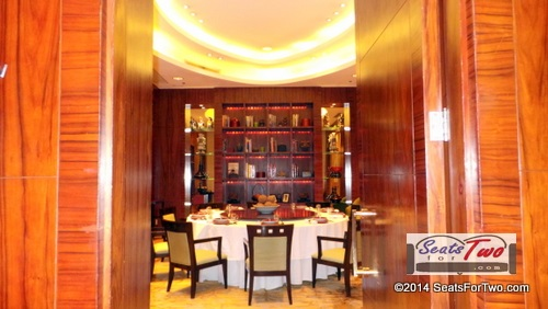 Lili's Chinese Restaurant at Hyatt Regency Hotel (23)
