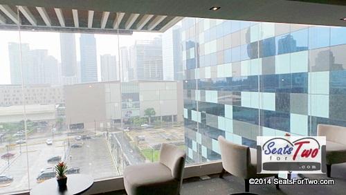 F1 Hotel Manila Premier Lounge