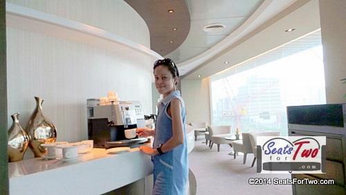 F1 Hotel Premier Lounge