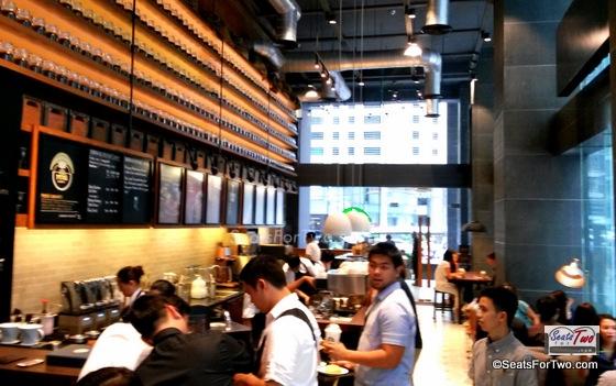 Starbucks Reserve Signa Residences