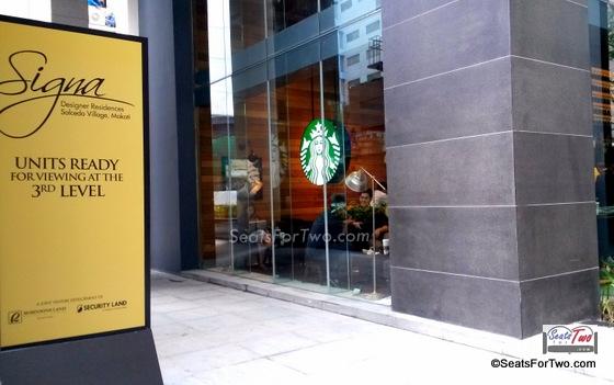 Starbucks Reserve Signa