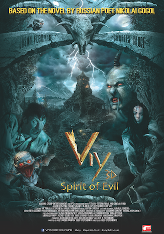 VIY Spirit of Evil