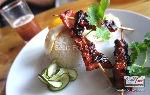 Grilled Pork Tocino