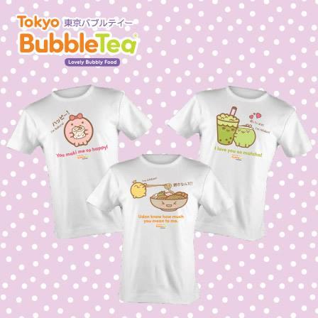Tokyo Bubble Tees