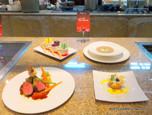 RWM Impressions five-course meal