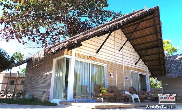 Blue Palawan Beach Huts