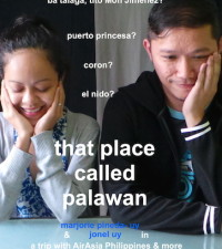 Coming Soon...That Place Called Palawan