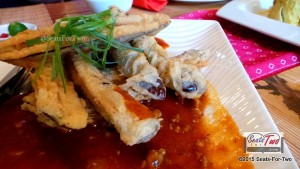 Fried Eggplant Dish in Special Sauce