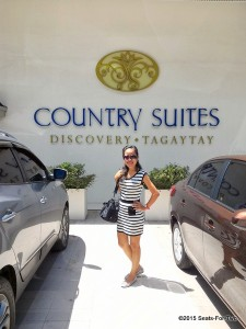 LivingMarjorney  at Discovery Country Suites