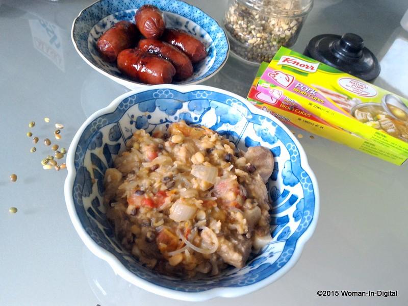 #Monggo-gulat ka with Vermicelli