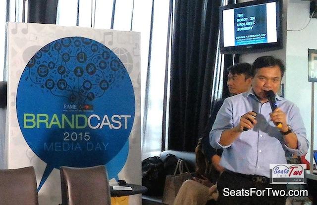 Brandcast 2015 Media Day
