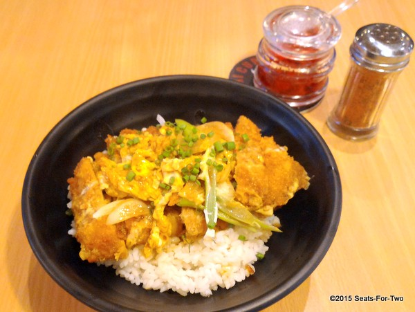 Eri Curry Katsudon