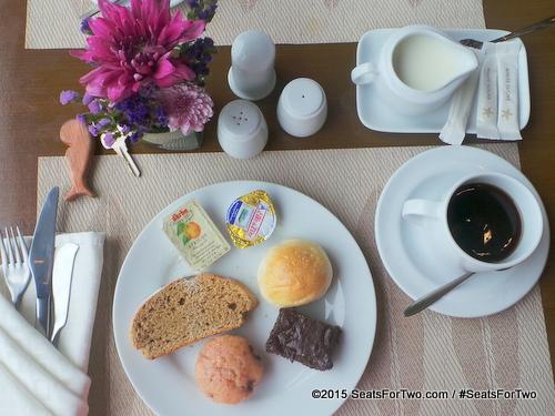 Breakfast Buffet at Ocean Restaurant