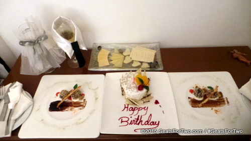 Birthday at Club Paradise