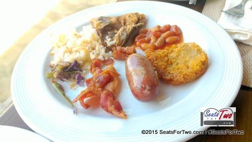 Bacon, Sausage, Pork and Beans, Danggit
