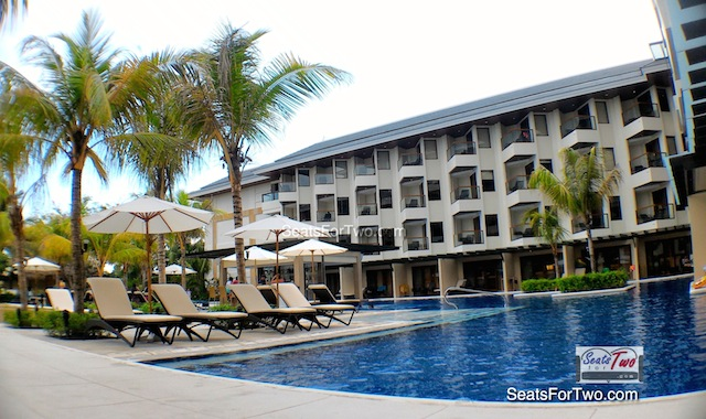 Henann Resort Alona Beach Pool