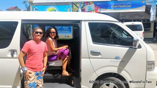 Discovery Shores Van