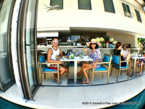 Breakfast Buffet at Sands