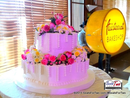 Aristocrat Wedding Cake