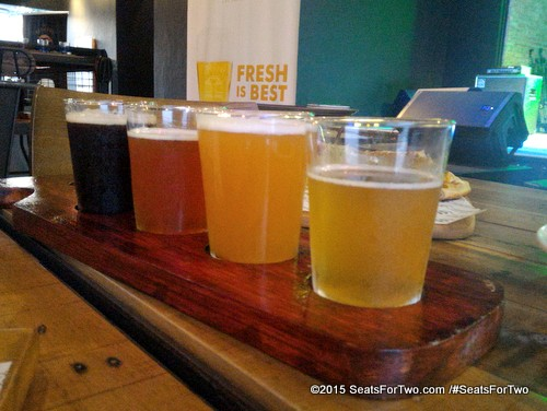 Artisanal Beer at the Brewery
