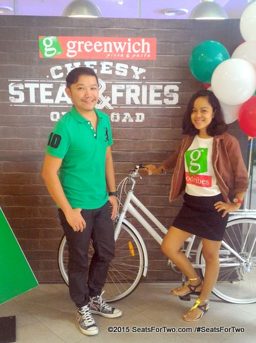 SeatsForTwo at Greenwich Bonifacio Stopover