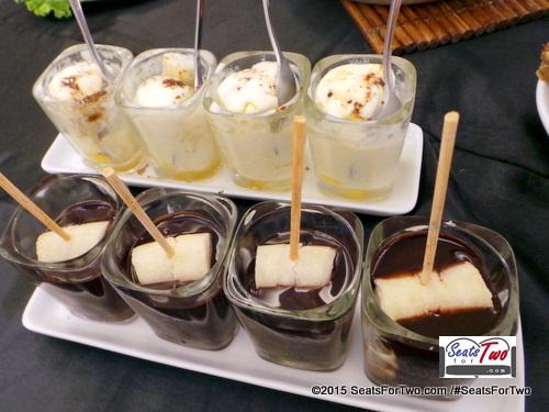 Master Garden Desserts
